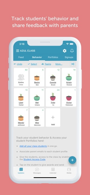 Bloomz: For Teachers & Schools on the App Store