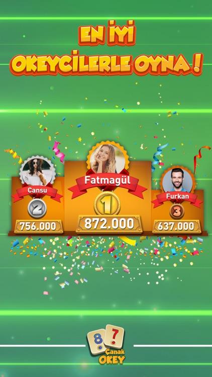 Çanak Okey - Mynet screenshot-4