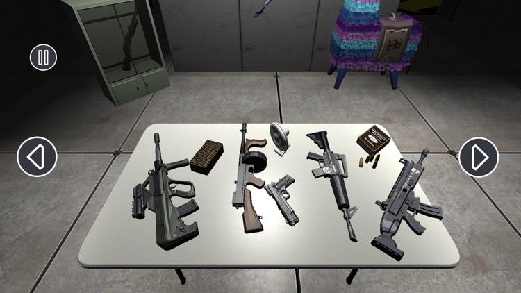 BR Weapon Simulator