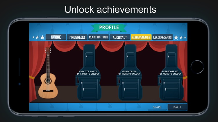 Guitar Notes - Fretboard Games screenshot-5