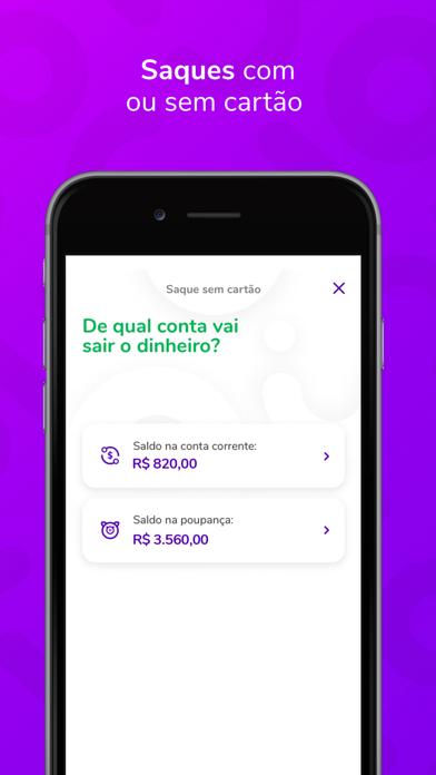 Woop Sicredi: conta digital screenshot four