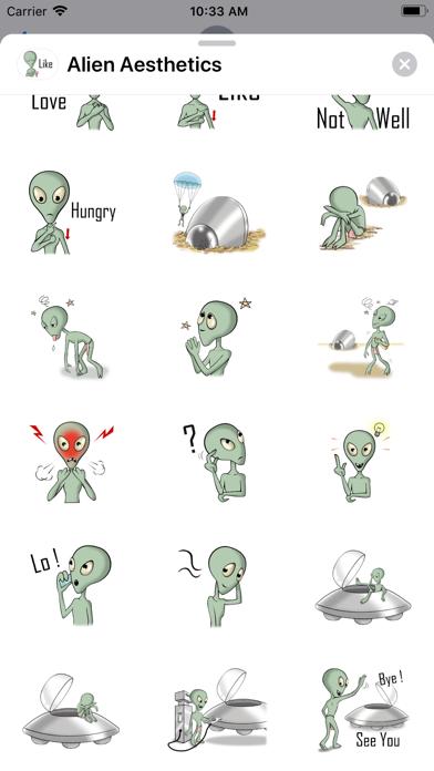 Alien Aesthetics screenshot 3