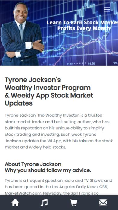 点击获取The Wealthy Investor App