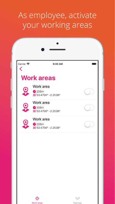 Clock In: Hours Tracker screenshot 9