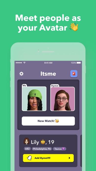Itsme: Make New Friends screenshot 2