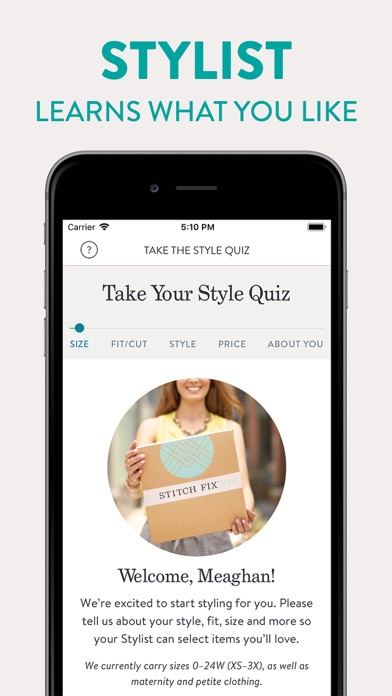 Stitch Fix - Personal Stylist wiki review and how to guide