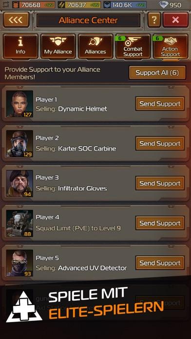 Soldiers Inc: Mobile WarfareScreenshot von 4
