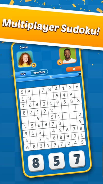 Sudoku Friends screenshot-1