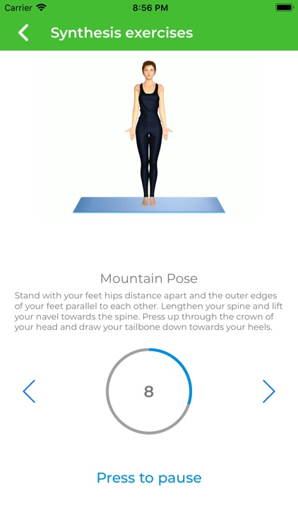 Yoga Workout Fitness screenshot-3