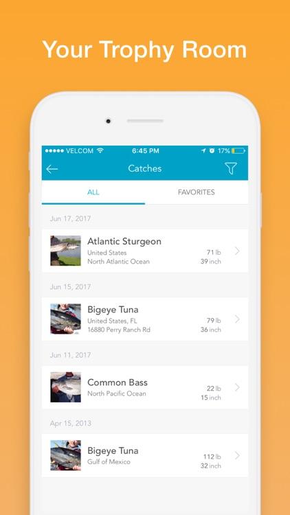 Fishbox - #1 Fishing App screenshot-3