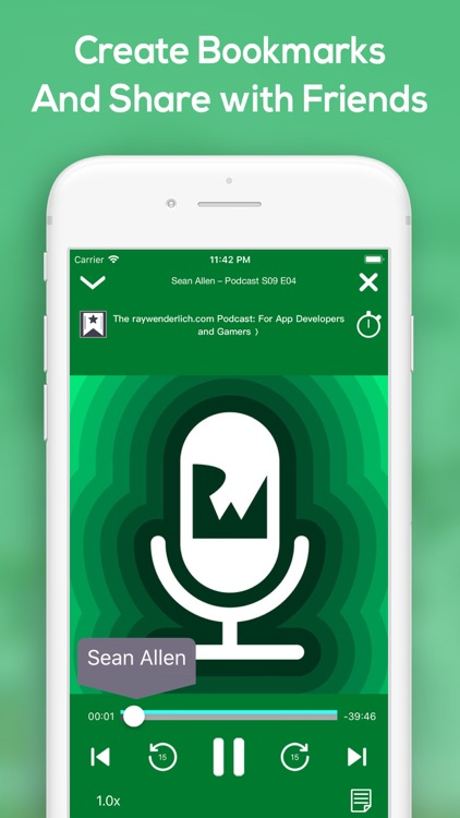 HiCast: Podcast Player screenshot-5