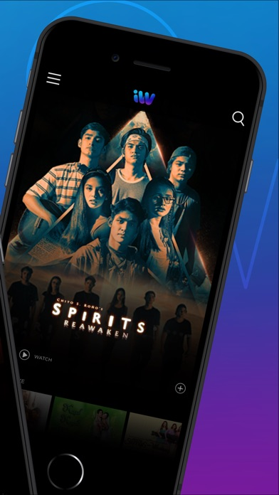 Screenshot for iWant ™ in Philippines App Store