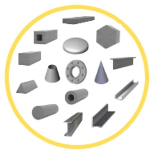 Fabrication Weight Calculator icon