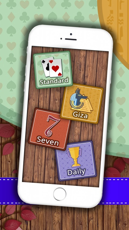 Pyramid Solitaire 3 in 1 Pro screenshot-0
