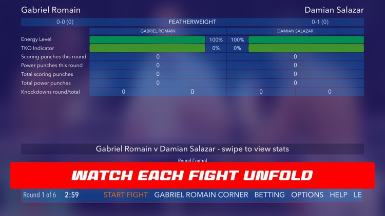 World Title Boxing Manager screenshot-7