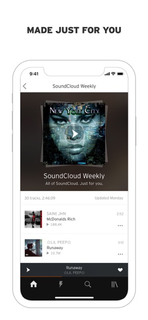 SoundCloud - Music & Audio on the App Store