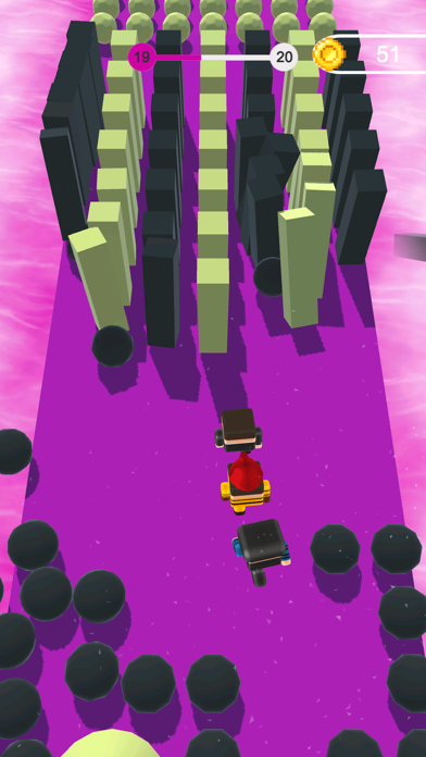 Save All-Clean Road & Fun Run Screenshot on iOS