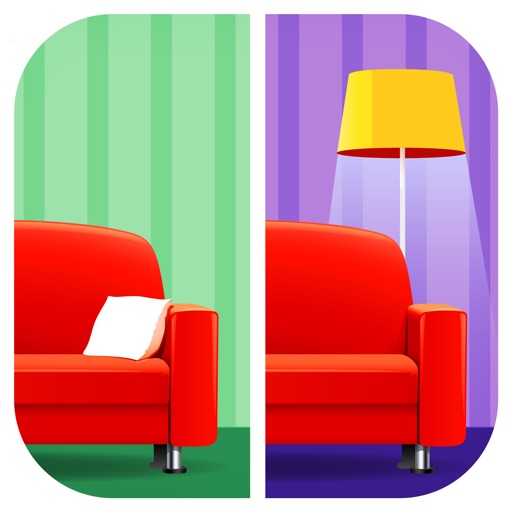 Differences - Find them All iOS App