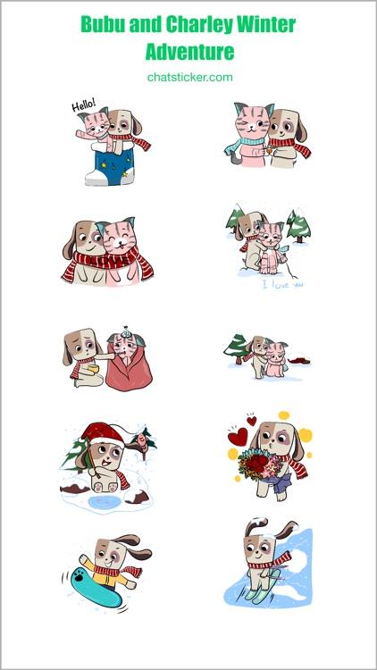 Bubu and Charley Christmas