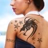 纹身设计 照相馆