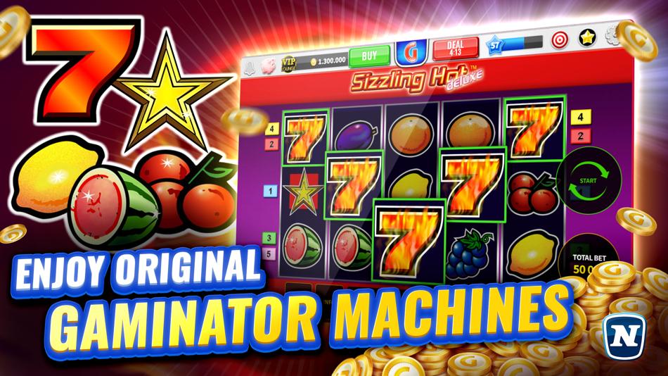 Gaminator 777 Casino Slots Ios Games Appagg