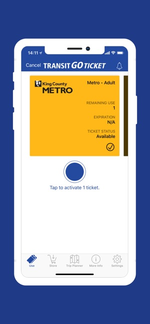 Transit GO Ticket on the App Store