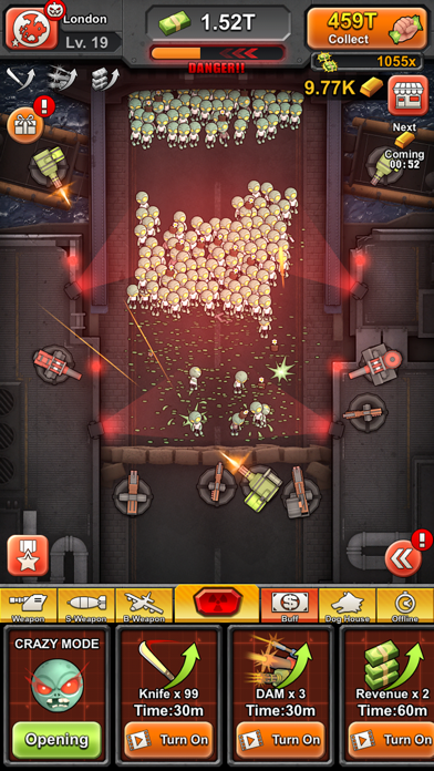 Idle Zombies screenshot 5