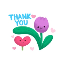 Nature Friends Emoji Sticker
