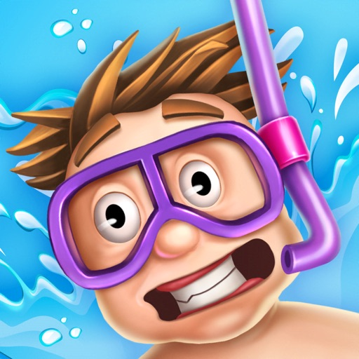 Download Slippery Slides free for iPhone, iPod and iPad
