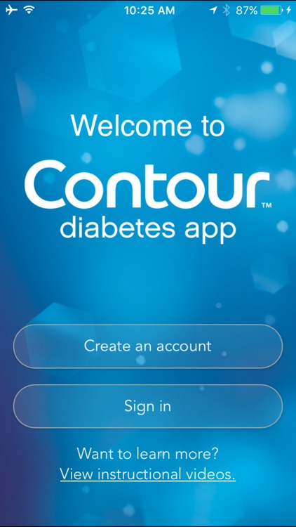 CONTOUR DIABETES app (MY) screenshot-0