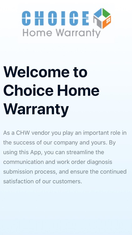 Chw Field Service Manager By Choice Home Warranty Group Inc