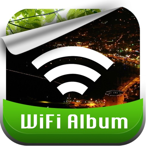 WiFi Album Wireless Transfer