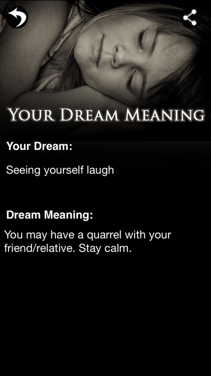 Your Dream Meaning & Symbols screenshot-3