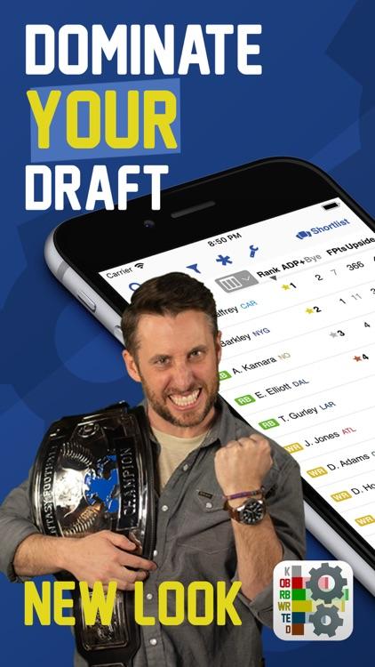 Fantasy Football Draft FBG