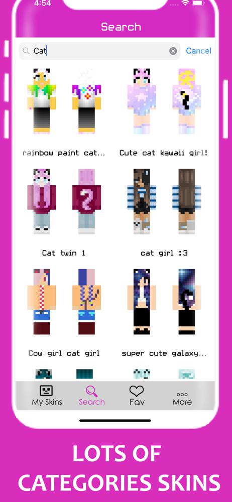 Best Girl Skins For Minecraft Revenue Download Estimates