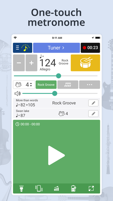 Tuner & Metronome -Soundcorset wiki review and how to guide