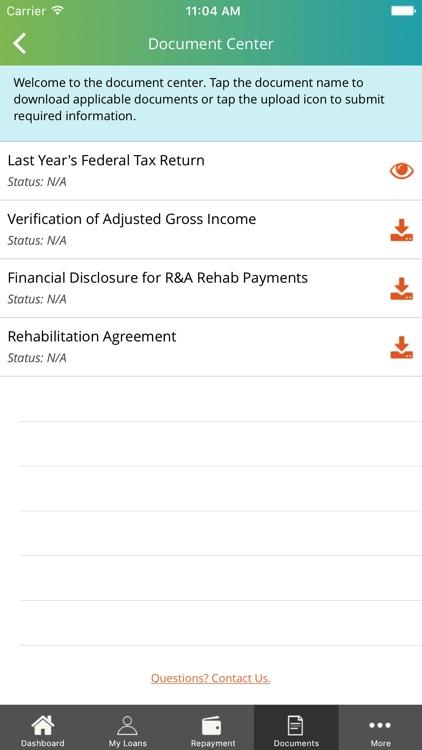 ECMC Borrower Access