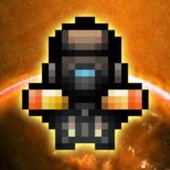 Sky Master - pixel shooter