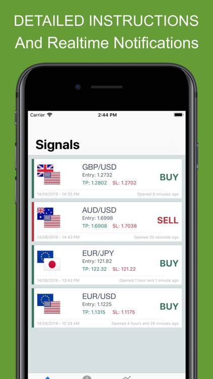 Forex Signals Tips Pro screenshot-3