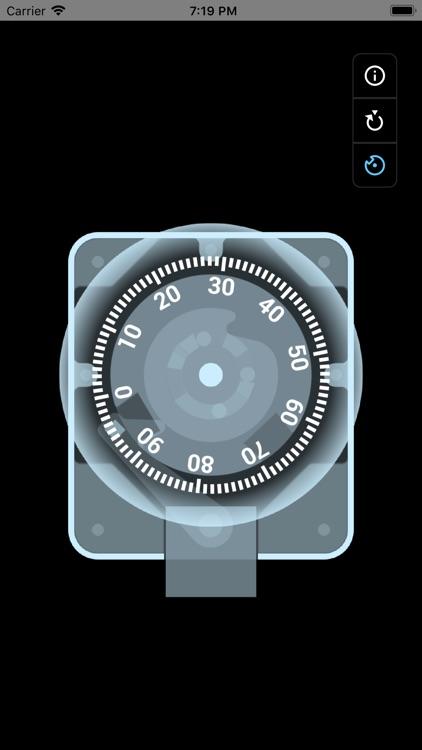 Combo Lock 101 screenshot-3