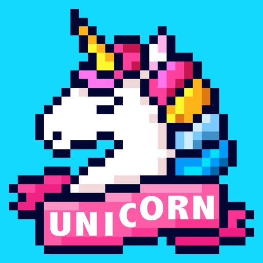 Unicorn Art: Color By Number app for ipad