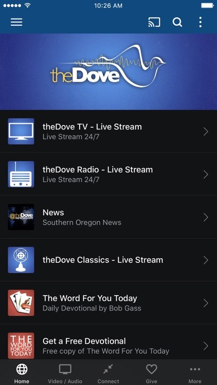 theDove Radio & TV