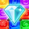 Diamond Dash リラックスできる宝石パズルゲーム iPhone / iPad