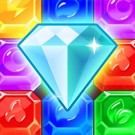 Diamond Dash: Gem Puzzle Game