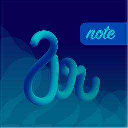 AR Note App