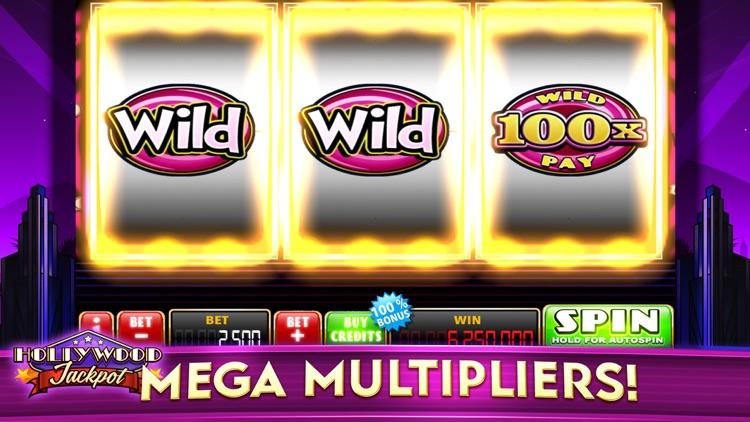 Hollywood Jackpot Slots Casino screenshot-3