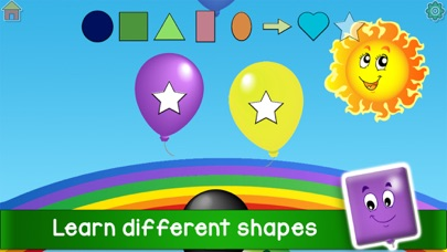 Kids Balloon Pop Language Gameのおすすめ画像6