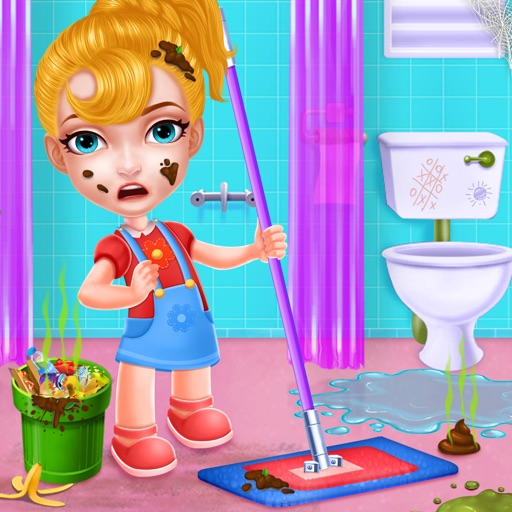 House Clean - A Cleaning Games