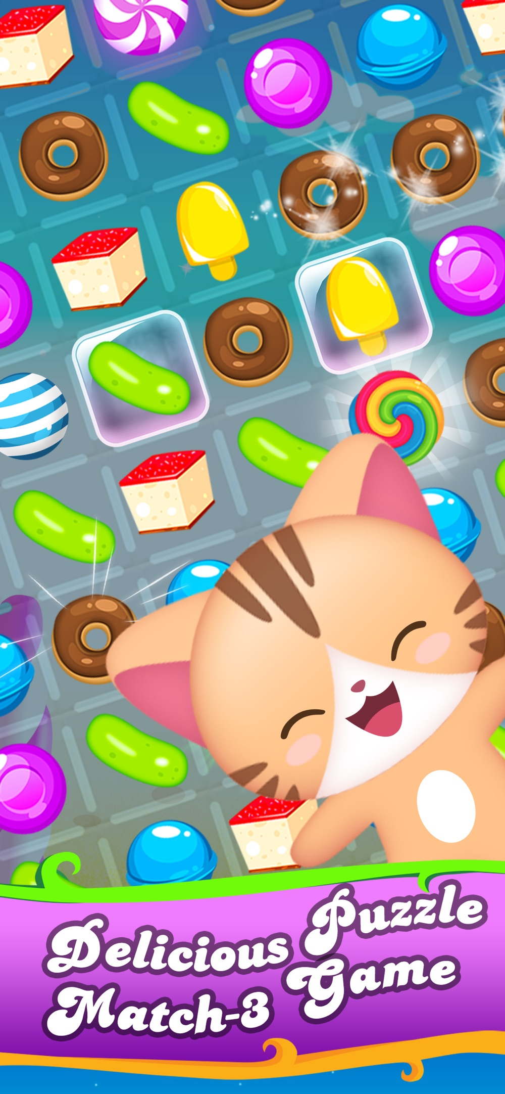 Candy Camp Story Cheat Codes