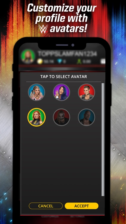 TOPPS WWE SLAM: Card Trader screenshot-5